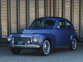 Volvo P444 (não É Fusca)