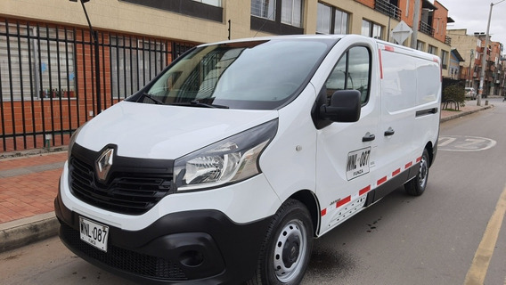 Renault Trafic Van Carga 1.600cc Diesel Full