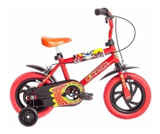 Bicicleta Bmx Halley Rodado 12 Para Nene 19000 En Cuotas!