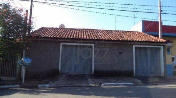 Casa Residencial À Venda, Vila José Paulino Nogueira, Paulínia. - Ca2894
