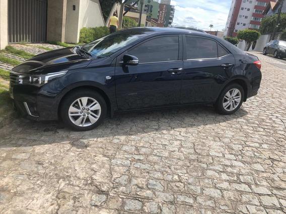 Toyota Corolla 1.8 16v Gli Upper Flex Multi-drive 4p 2016