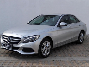 Mercedes-benz C Class 4p C 200 Exclusive L4/2.0/t Aut