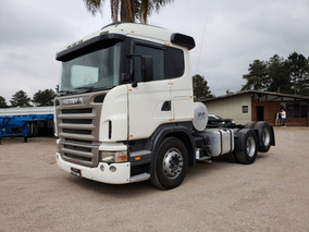 Scania 380 6x2 Completo
