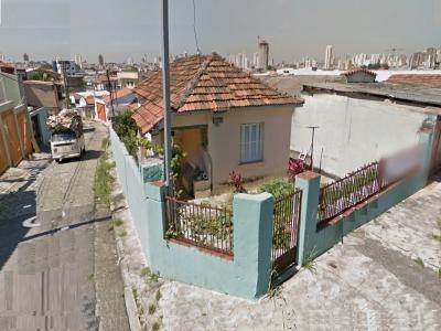 Terreno Com Casa Velha Ótima Localização 8,30x22,00 - Vila Matilde - 2823