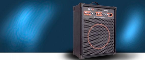 Caixa L L Audio Trx 10 60wrms - Bluetooth
