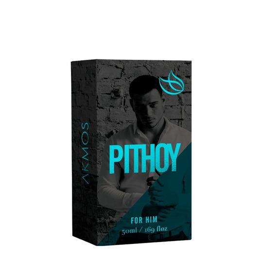 Perfume Pithoy Akmos Fragrance Original Masculino 50ml