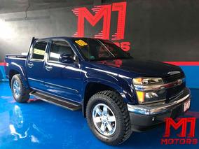 Chevrolet Colorado Z71 Doble Cabina 2009 Azul $ 185,000