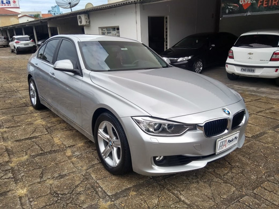 Bmw 320 I Sedan Automático 2013 Turbo
