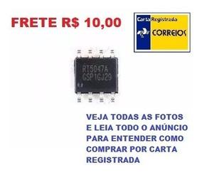 Ci Smd Rt5047a - Rt5047agsp - Sop8 - Novo Original Frete 10