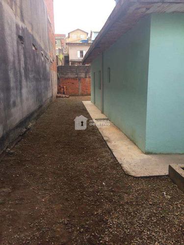 Casa Com 2 Dorms, Jardim Monte Verde (caucaia Do Alto), Cotia - R$ 270 Mil, Cod: 4115 - V4115