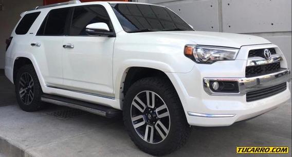 Toyota 4runner Limited Blindada