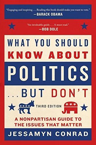 Libro Lo Que Debe Saber Sobre Política
