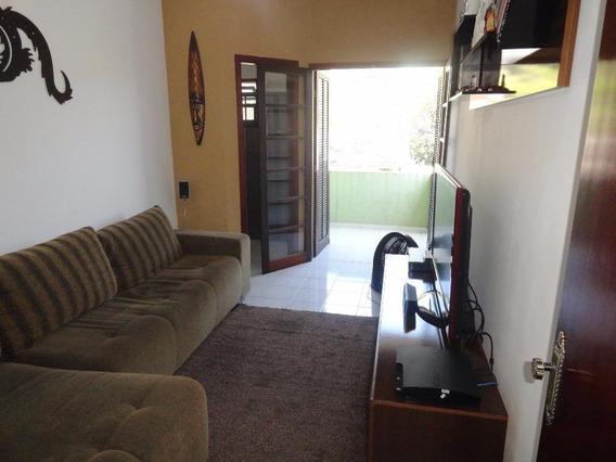 Casa Com 2 Dormitórios À Venda, 70 M² Por R$ 230.000,00 - Vila Voturua - São Vicente/sp - Ca0371