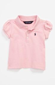 Camisa Polo Ralph Lauren Original Bebe Menina