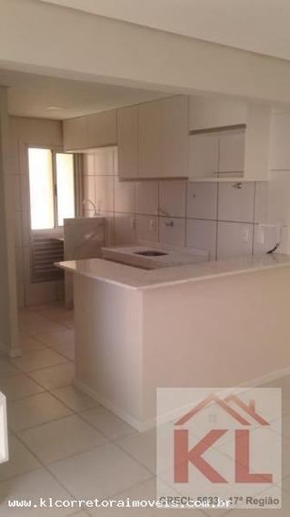 Apartamento Para Venda Em Natal, Pitimbu, 2 Dormitórios, 1 Suíte, 2 Banheiros, 1 Vaga - Ka 0742