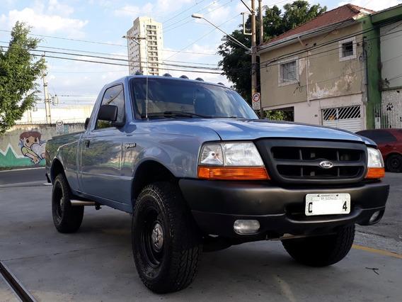 Ford Ranger Cs 2.5l , 4cc Gasolina 1998