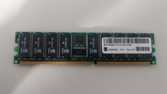Memoria 1gb Ddr Ecc Pc2100 Itauc Mermoria Servidor