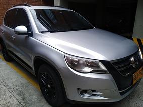 Volkswaguen Tiguan Full Equipo 4x4 Trptonica Cojineria Cuero
