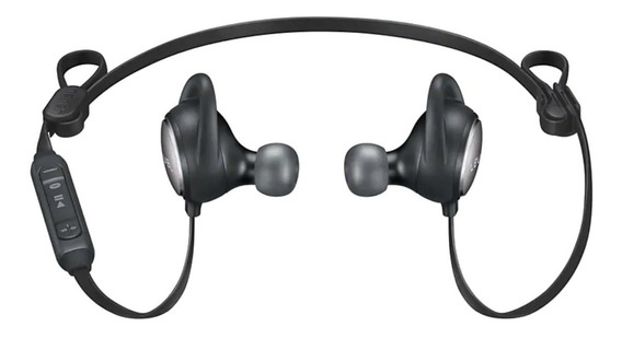 Fone Samsung Estéreo Bluetooth In Ear Level Active Preto