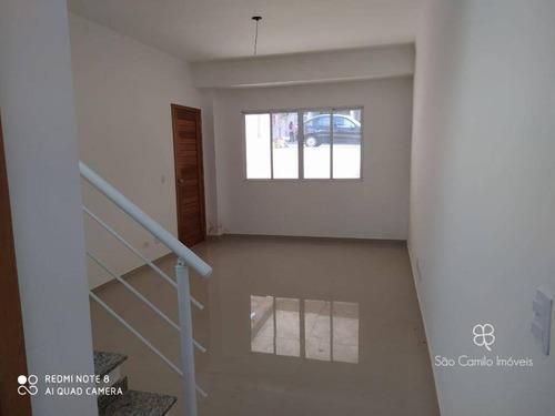 Casa Com 3 Dormitórios À Venda, 125 M² Por R$ 520.000,00 - Granja Viana - Cotia/sp - Ca1909