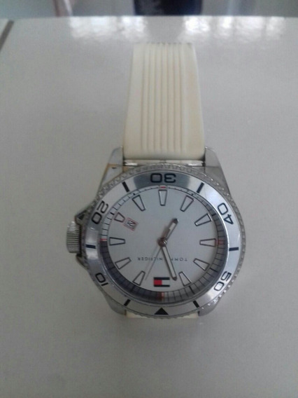 Relógio Tommy Hilfiger Branco Original