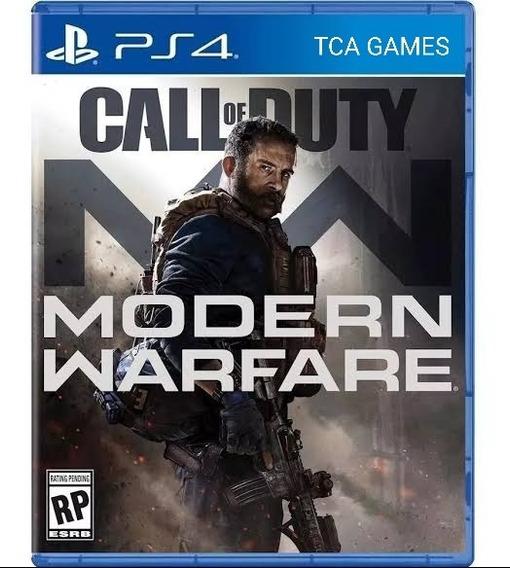 Call Of Duty Mordern Warfare Mídia Digital 1 Vitalícia