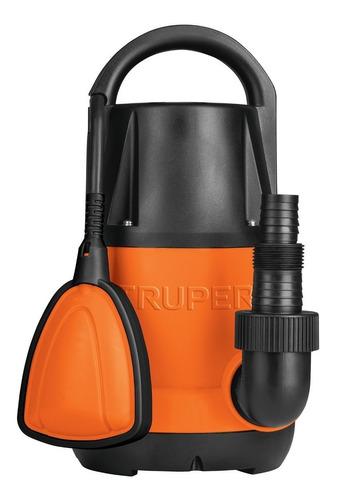 Imagen 1 de 6 de Bomba Sumergible Agua Limpia 1/2 Hp Truper 12601