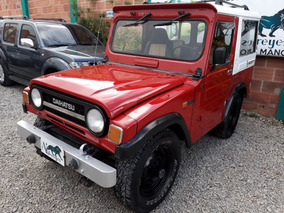 Daihatsu F20 4x4 1982