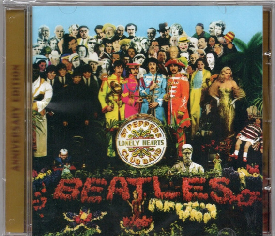 The Beatles Cd Sgt. Peppers Lonely Hearts Frete R$ 11,00
