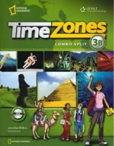 Time Zones 3b - Student's Book Combo Split With Multi-rom