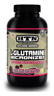 Glutamina 150 G. Htn Micronizada Importada Con Vit. C