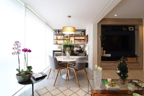 Imagem 1 de 19 de Apartamento À Venda, 92 M² Por R$ 2.430.000,00 - Itaim Bibi - São Paulo/sp - Ap7494