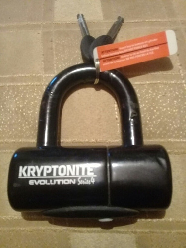 Candado Kryptonite Evolution Series4