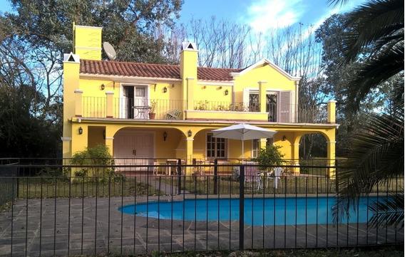 Alquilo Casa Con Cochera En Salta A 15