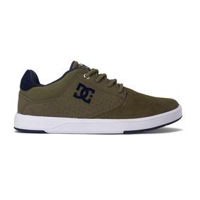 Tenis Dc Shoes Plaza Tc Brown/blue Original Frete Gratis