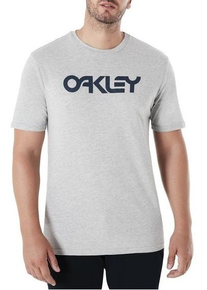 Playera Oakley Mark Ii Tee Logo Hombre Original