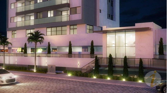Apartamento Com 3 Dormitórios À Venda, 80 M² Por R$ 400.000 - Bessa - João Pessoa/pb - Ap6696