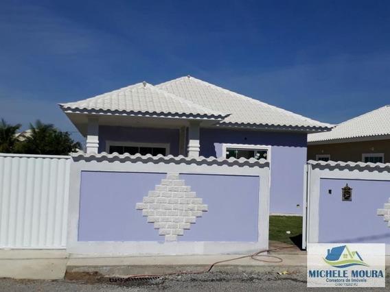 Casa 3 Dormitórios Para Venda Em Araruama, Ponte Dos Leites, 3 Dormitórios, 1 Suíte, 2 Banheiros, 3 Vagas - 142_2-338898