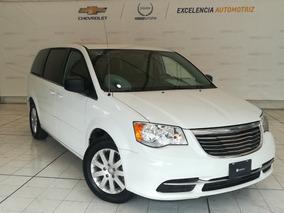 Chrysler Town & Country Li Ta 2015 Garantia Agencia Credito