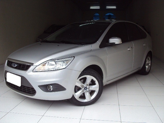 Ford Focus Hatch 1.6 Glx 16v Flex 4p Manual