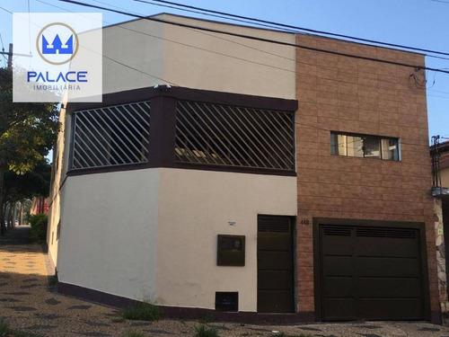 Imagem 1 de 12 de Casa Com 3 Dormitórios À Venda, 200 M² Por R$ 382.000,00 - Alto - Piracicaba/sp - Ca0184