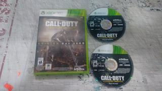 Call Of Duty Advanced Warfare Completo Para Xbox 360,checalo