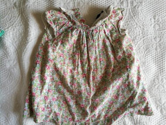 Vestidito Beba Gap + Vestido Marinero