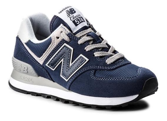 Zapatillas New Balance Mujer Wi547en Azul-gris Cli