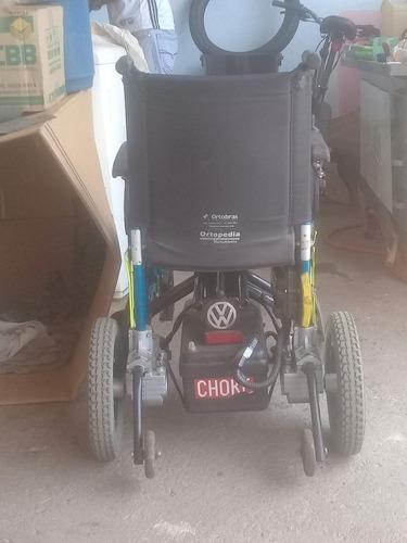 Vendo Cadeira E Rodas Elétrica
