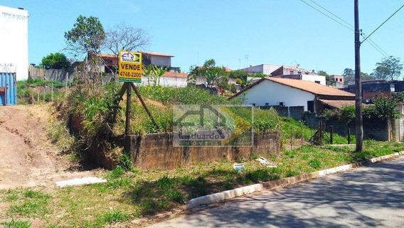 Terreno Residencial À Venda, Jardim Das Flores, Suzano. - Te0021