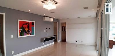 Apartamento Com 3 Dormitórios À Venda, 125 M² Por R$ 1.150.000,00 - Vila Gumercindo - São Paulo/sp - Ap2071
