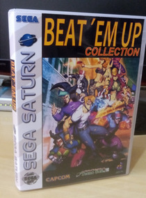 Jogo Sega Saturn - Beat ´em Up Collection (3 Discos)