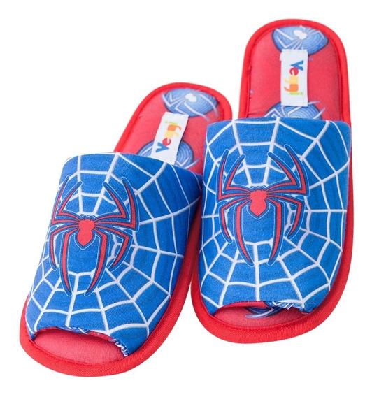 Pantufa Infantil - Aranha