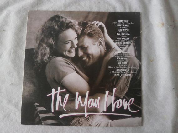 Lp The Man I Love 1995, Disco De Vinil Romanticas, Seminovo